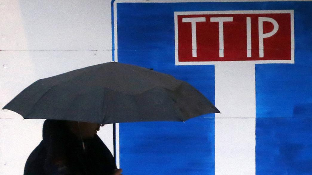 """ЕС и США готовят ТТИП несмотря на протесты """"Гринпис"""""""