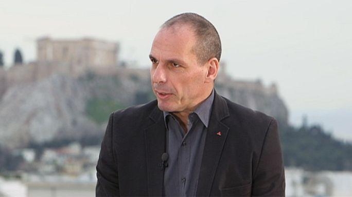 Demokrácia mozgalommal lép újra színre a volt görög pénzügyminiszter