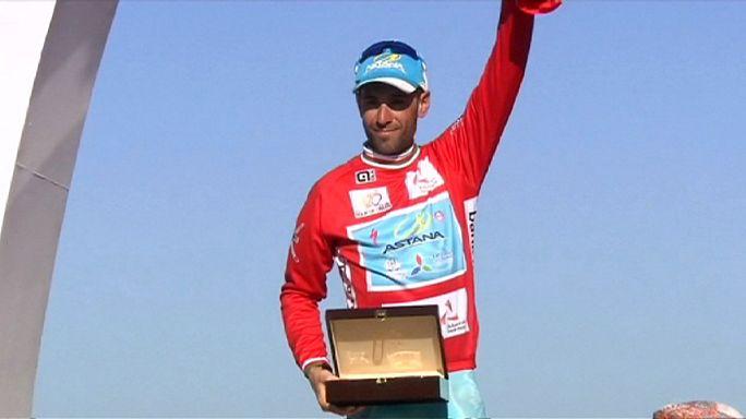 Vincenzo Nibali se adjudica el Tour de Omán y Alexander Kristoff la última etapa
