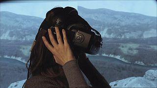 Virtual-Reality-Apparate: Videospiele als Vorbild zur Behandlung von Phobien