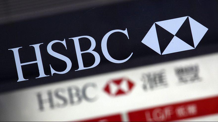Gyengén zárta 2015-öt az HSBC bank