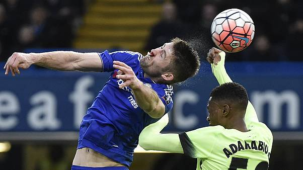 El Chelsea golea al Manchester City en la FA Cup