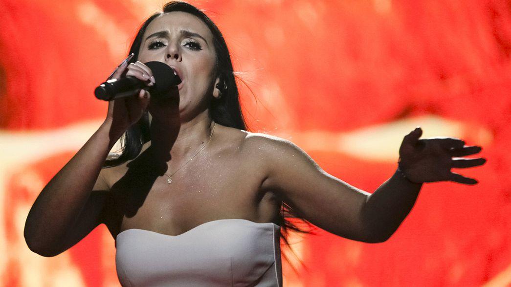 Eurovision Song Contest: Sorgt ukrainischer Beitrag für Eklat mit Russland?