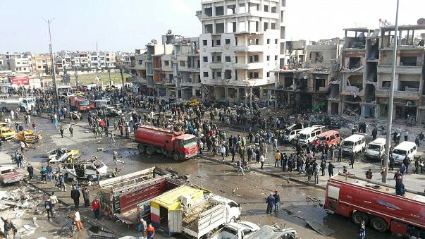 EUA e Rússia anunciam cessar-fogo na Síria a começar às 00h de 27 de fevereiro