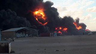 Egyre több olajlétesítményt támadnak meg az Iszlám Állam milicistái Líbiában