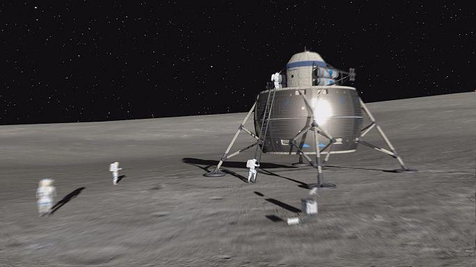 ¿Listos para construir una base permanente en la Luna?