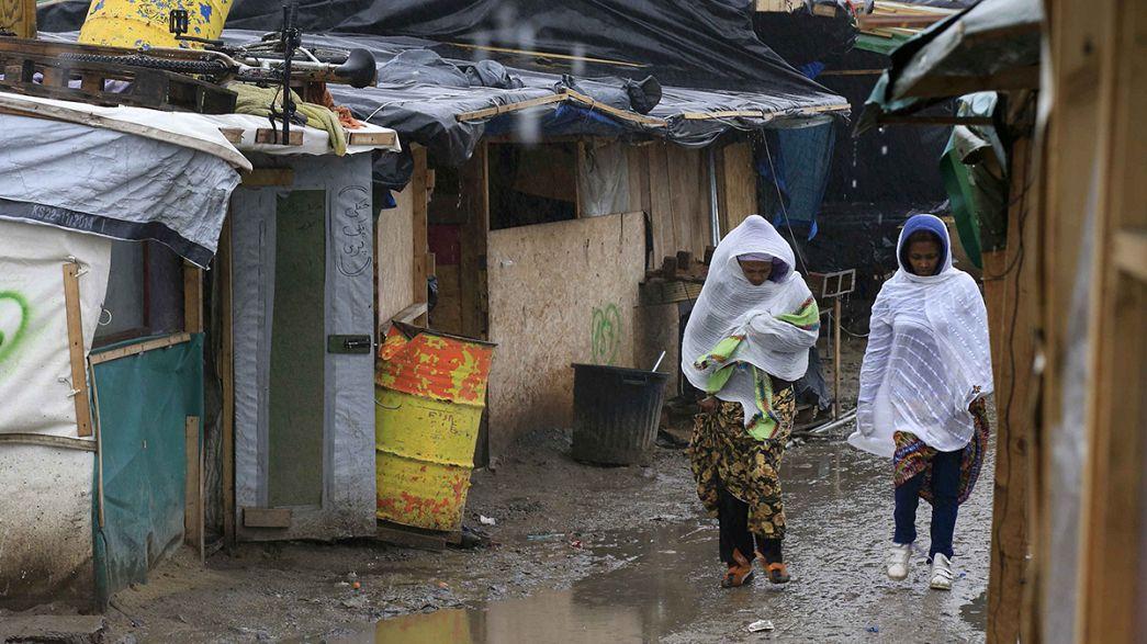 Dschungel von Calais: Bewohner wollen trotz drohender Räumung nicht gehen