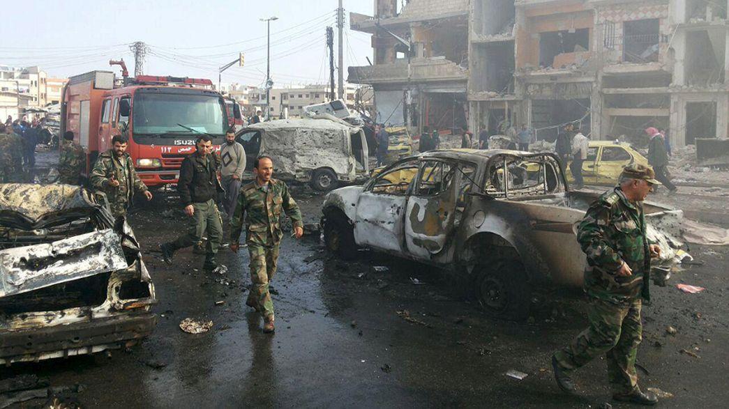 Washington y Moscú acuerdan un alto el fuego en Siria que entrará en vigor el próximo sábado