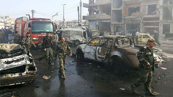 Szombattól tűzszünet lép életbe Szíriában
