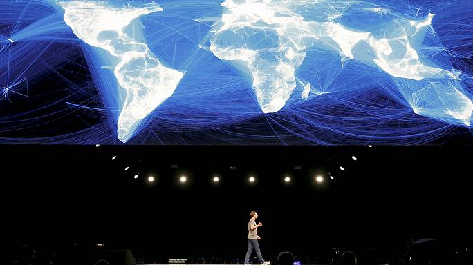 Facebook's Zuckerberg drops into Mobile World Congress