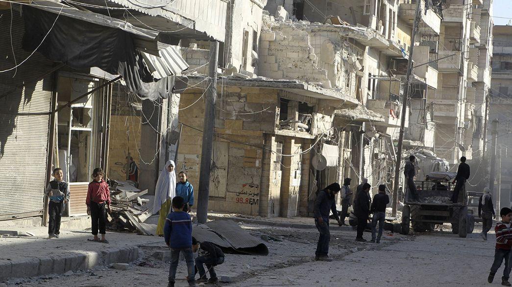 Cessar-fogo na Síria: ONU e Turquia otimistas mas de pé atrás