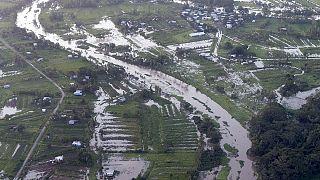 La ayuda humanitaria llega a Fiyi tras el devastador ciclón Winston