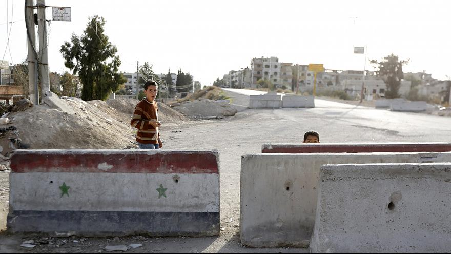Syrian government and opposition groups 'accept ceasefire plan'