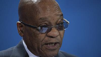 South Africa's Zuma to visit Tehran with eyes on Iranian oil