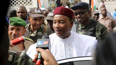 Niger's Electoral Commission releases partial results