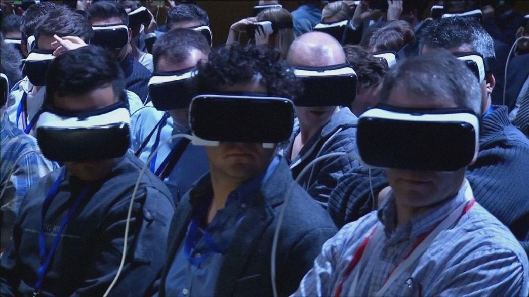 Mehr Virtuelle Realität: Samsung und Facebook auf dem Mobile World Congress