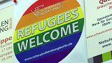 LSBTI-Flüchtlingsheim eröffnet in Berlin