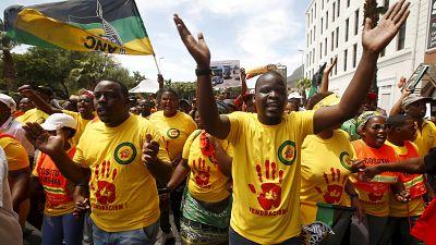 L'ANC accuse Washington de préparer un changement de régime