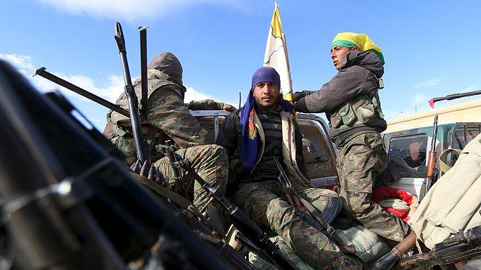 إعلان وقف إطلاق النار في سورية لا يشمل النتظيمات الجهادية