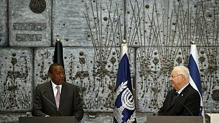 La sécurité et le business au menu de la visite d'Uhuru Kenyatta en Israël
