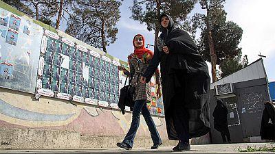 Irán: elecciones cruciales para el reformista Rohaní