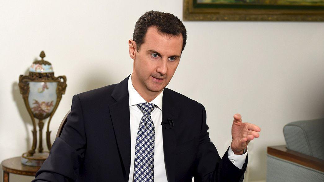 La Siria accetta la proposta di Usa e Russia per un cessate-il-fuoco
