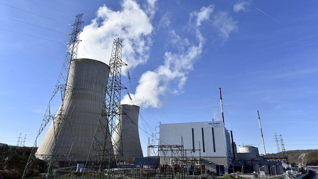 Erneut Probleme mit belgischem Pannen-Reaktor Tihange