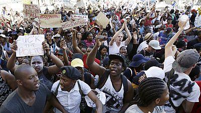 Afrique du Sud : violences raciales à l'université de Bloemfontein