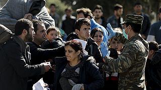 نگرانی از افزایش پناهجویان در یونان