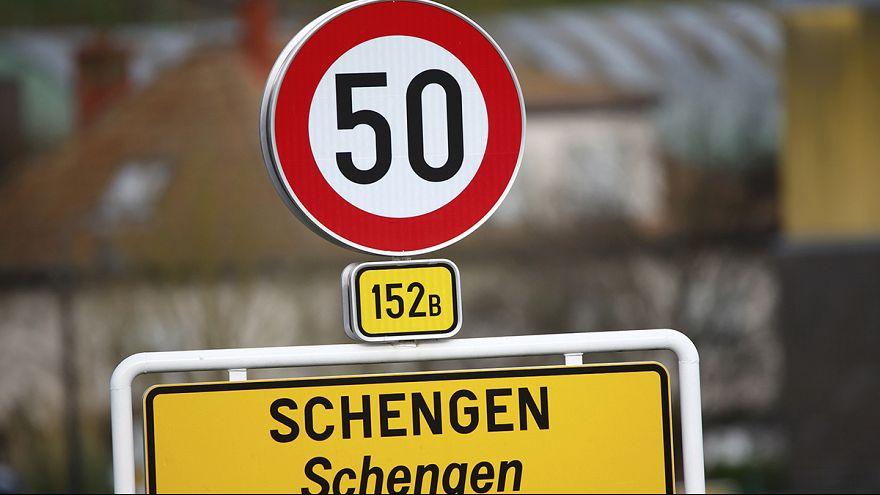 هم پیمانی دانمارک، سوئد و آلمان در نقض موقت پیمان شنگن