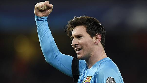 Barcelona bate Arsenal enquanto Juventus empata com Bayern