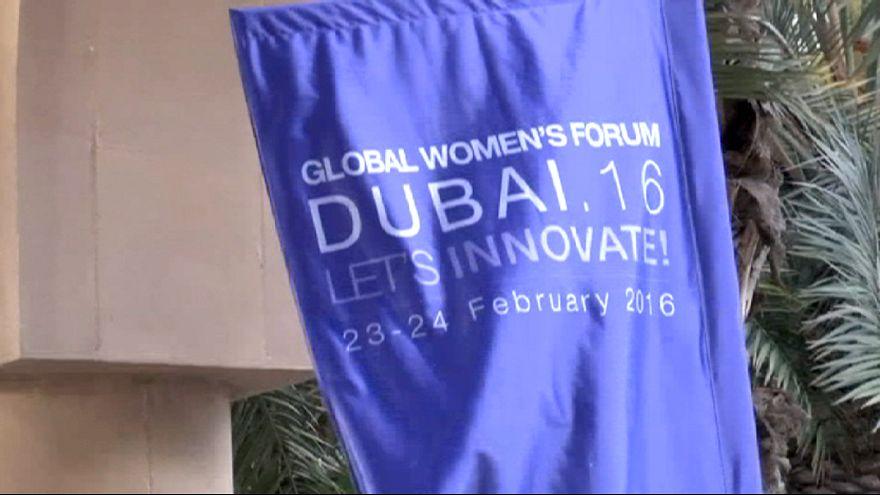 Ladies first: в Дубае открылся Женский форум