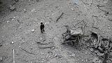Los combates continúan en Siria pese al acuerdo alcanzado de alto el fuego previsto para el sábado