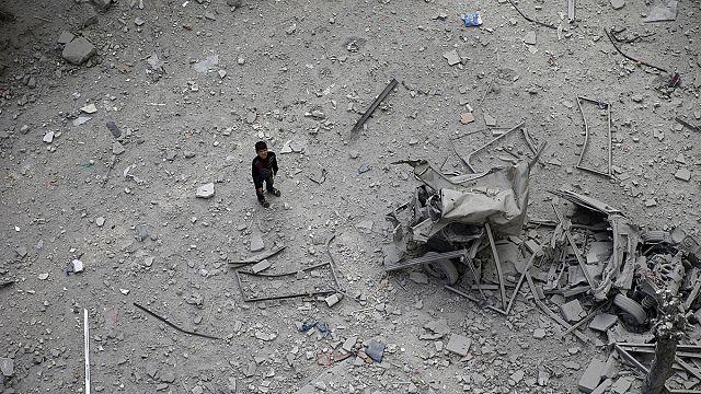 Сирия: перед перемирием война усиливается