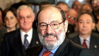 Dernier adieu à Umberto Eco à Milan