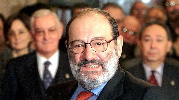 Hunderte nehmen Abschied von Umberto Eco