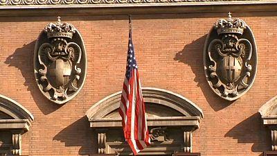 Italy: US ambassador summoned over Berlusconi spying reports