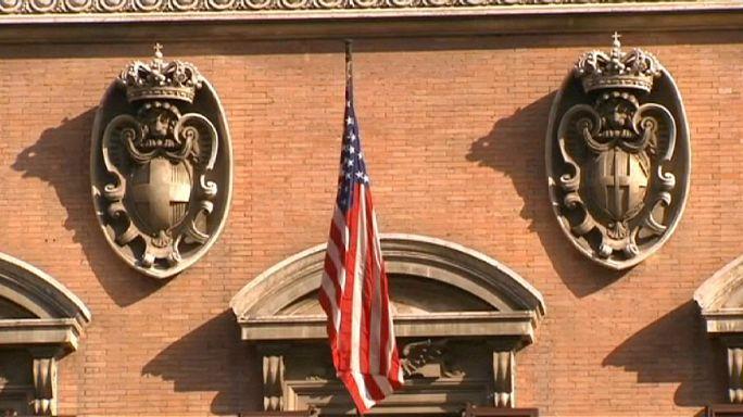 МИД Италии отчитал посла США за прослушивание Берлускони