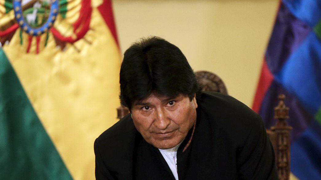 El No se impone en el referendo constitucional de Bolivia
