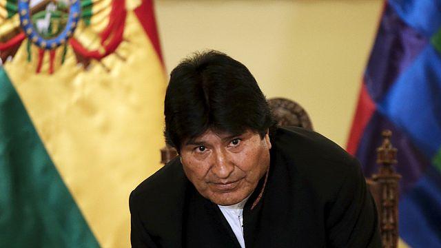 Референдум в Боливии: Моралес не сможет снова избраться президентом