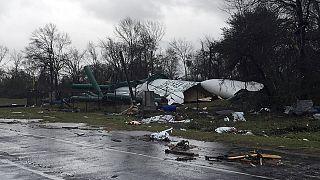 Trois morts en Louisiane et au Mississippi après le passage d'une tornade