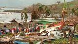 Ilhas Fiji à espera de ajuda