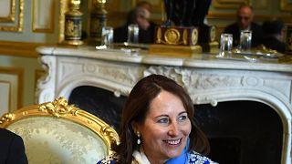 Ségolène Royal entame sa tournée africaine par l'Egypte