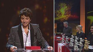 """""""رجل يعود """" يفوز بجائزة الدب الفضي في مهرجان برلين السينمائي"""