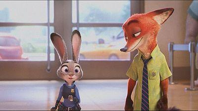 """Animais de """"Zootrópolis"""" invadem salas de cinema esta semana"""
