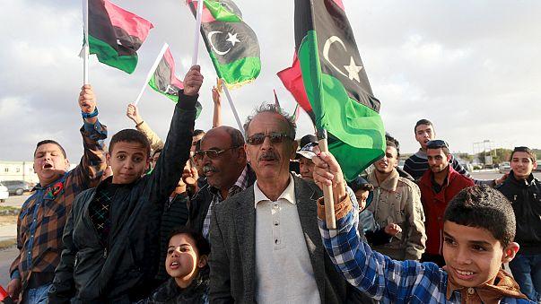 Libya'da Daeş'e karşı zafer sevinci