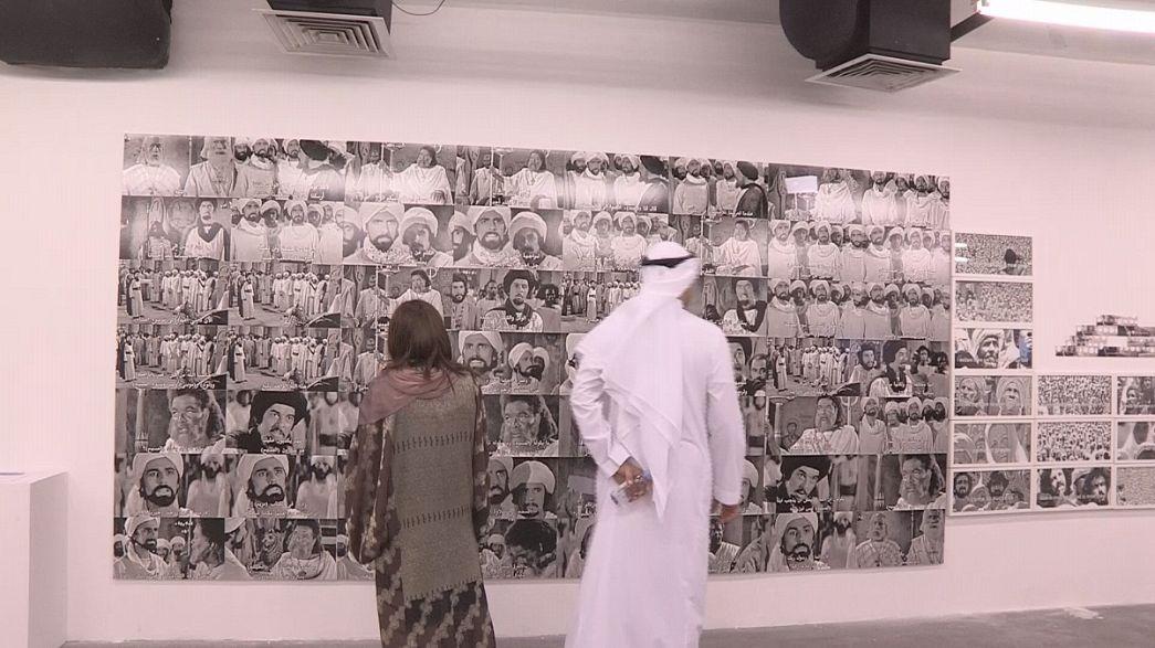 """""""Mensch und Natur"""" beim saudischen Kunstfestival '21,39'"""