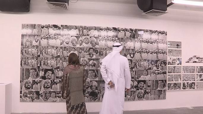 Shopping carts, selfie sticks and a changing earth - contemporary art in Jeddah