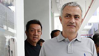 José Mourinho entretient encore le flou sur sa prochaine destination