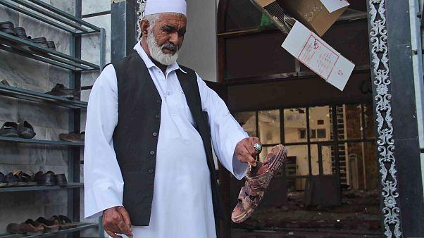 Image: AFGHANISTAN-UNREST-RELIGION